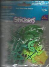 Darice Foamies Stickers - Creepy Bugs 24pc