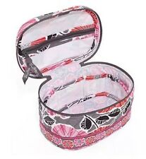 NEW NWT Vera Bradley Home & Away Comsetic Cheery Blossoms