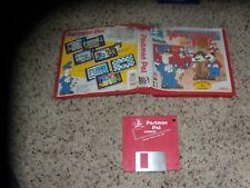 """Postman Pat Atari ST 3.5"""" Game"""