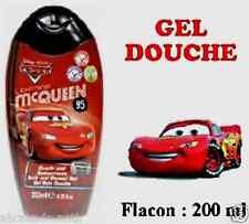 UN GEL DOUCHE CARS 200 ML GEL DE BAIN PECHE