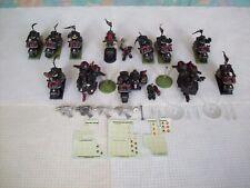 Armée Dark Angels Ravenwing OOP vintage pour W40K
