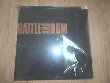 U2 - Rattle & Hum 2 LP set vinyl record sealed NEW RARE