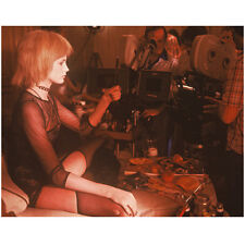 Blade Runner Daryl Hannah as Pris with camera crew 8 x 10 Inch Photo