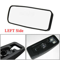 Left Driver Side Towing Mirror Spotter lower Glass For Dodge Sprinter 2500 3500