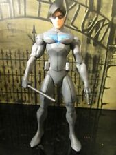 DC Collectibles DC Universe Animated Movies: Son of Batman: Nightwing LOOSE~