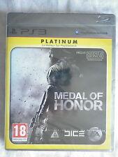 """Medal Of Honor Jeu Vidéo """"PS3"""" Playstation 3"""