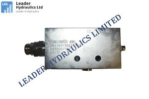 Bosch Rexroth Compact Hydraulic / Oil Control R930007142 - 08458513043500D