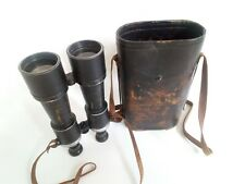 ANTIQUE RARE WW1 CARL ZEISS MARINE MILITARY JENA DF 12X50 BINOCULARS