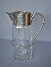 Glas Krug Kalte Ente M. D. Max Dannhorn Nürnberg um 1900 Jugendstil