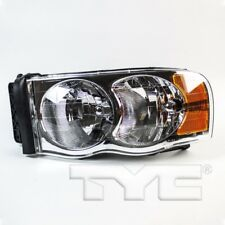 For Dodge Ram 1500-4000 Driver Left Headlight Assembly TYC 20-6234-00
