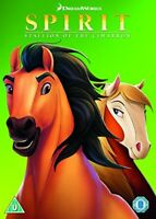 Spirit: Stallion Of The Cimarron (2018 Artwork Refresh) [DVD][Region 2]