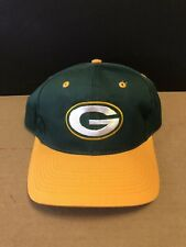 Green Bay Packers Snapback  Adult Hat NFL Gameday Licensed  New  **VTG**