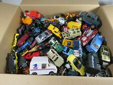135 Diecast And Plastic Cars Trucks Hotrods Race Cars Mixed Assorted Lot B1067