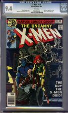 X-Men #114 CGC 9.4 NM White Pages Universal CGC #1202856006