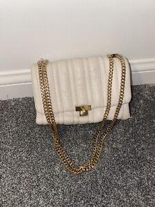 Zara Small Cream Bag