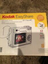 Kodak Easyshare C330 4 MP Digital Camera with 3xOptical Zoom
