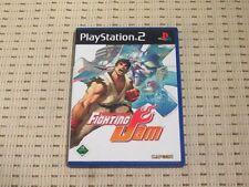 Capcom Fighting Jam per PlayStation 2 ps2 PS 2 * OVP *