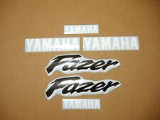 FZS600 Fazer 1999 decals stickers graphics set kit fzs 600 1998 adhesives logo