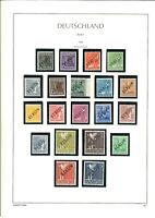 Berlin Sammlung 1948-1990 komplett ** postfrisch - Schlegel BPP - Mi. 7700,-