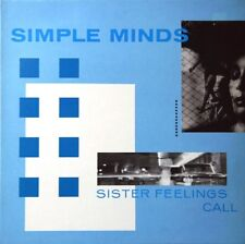 Simple Minds-Sister Feelings Call /UK First Press. /Virgin-OVED 2 /Super Zustand
