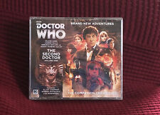 BRAND NEW: Doctor Who - The Second Doctor Vol 1 Big Finish CD - FREE Shipping