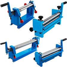"Slip Roll 12""-24"" Slip Rolling Bending Sheet Metal Fabrication 20 Gauge Roller"