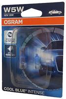W5W OSRAM Cool Blue INTENSE Standlicht 4000K 2825HCBI-02B EAN 4008321650870