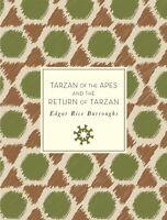 Tarzan Of The Apes & Return Of Tarzan, Burroughs, Edgar Rice, 9781631063282
