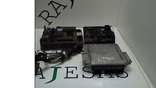 FIAT ULYSSE 2.0 HDI 2004 ECU KIT 0281011334 9652590480 9650664080