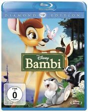BAMBI, Diamond Edition (Walt Disney) Blu-ray Disc NEU+OVP