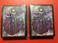 MTG War of the Spark Limited Card Sleeve Liliana 50sheetsx2 Yoshitaka Amano
