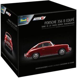 Revell 01029 - Adventskalender Porsche 356 B 1959 Coupé Modell 2020 NEU / OVP