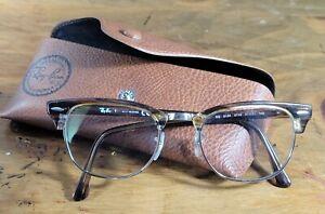 RAY BAN RB 5154 5749 Clubmaster Eyeglasses Frames 51[]21 145 w/Case