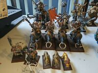 OGRE KINGDOMS ARMY - WARHAMMER FANTASY - AGE OF SIGMAR - NINTH AGE