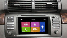 DYNAVIN CD NAVIGATION SYSTEM TOUCH SCREEN SD BLUTOOTH for BMW 2000-2006 E53 X5