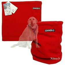 Chaos Durante Fleece Neck Gaiter Multi-Wear Unisex  (T)