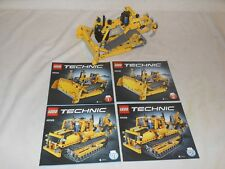 LEGO - Technic - 42028 - Bulldozer - Technology