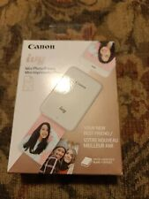 Canon Ivy Mini Mobile Photo Printer - Rose Gold FACTORY SEALED
