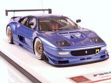1/18 APM Ferrari F355 GT3 Azure Monaco Blue Met