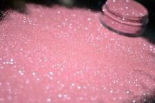 Exclusive Bizzy Nails Cosmetic Glitter Nail Art Fine Pearly Pink Acrylic/Gel