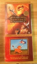 The Lion King (DVD,2003,2-Disc,Platinum Edition)NEW Authentic Disney RELEASE