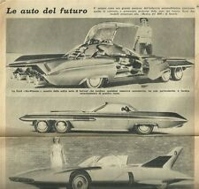 Auto Sprint Supplemento agli Albi dell'Intrepido del 5/6/1962