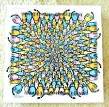 "Vintage Kliban Cat ""A Circle Of Friends"" Jigsaw Puzzle 20"" X 20"" 500 Pieces 1978"