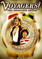Voyagers: The Complete Series (4 Disc) DVD NEW