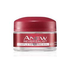 Avon Anew Reversalist Complete Renewal NIGHT CREAM 15ml Anti-wrinkle Travel Size