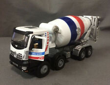 NIB 1/50 Scale DieCast Model Mixer Truck Agitating Lorry Construction vehicles