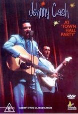 Johnny Cash - At 'Town Hall Party' (DVD, 2003)