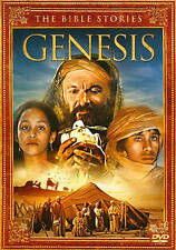 The Bible Stories: Genesis (DVD, 2011)