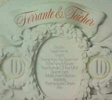 "FERRANTE & TEICHER ""GOLDEN PIANO HITS"" 2-LP SET 1973"