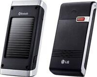 LG Solar Powered Bluetooth SpeakerPhone Car Kit Portable Speaker HFB-500